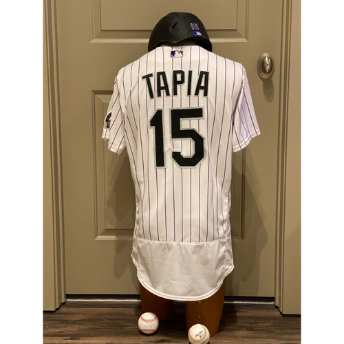 Photo of Colorado Rockies Raimel Tapia Set