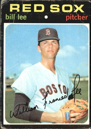 Photo of 1971 Topps #58 Bill Lee