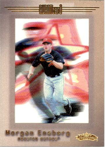 Photo of 2001 Fleer Showcase #117 Morgan Ensberg AC RC