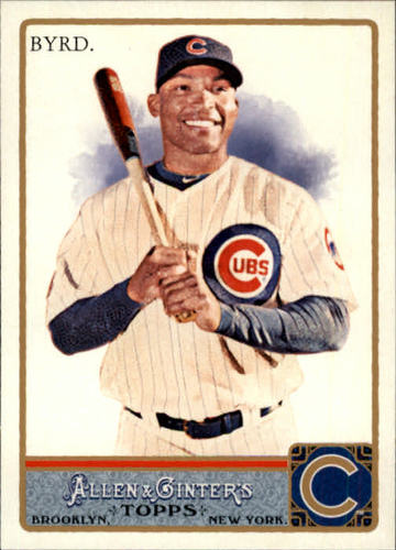 Photo of 2011 Topps Allen and Ginter #156 Marlon Byrd