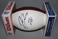 NFL - PANTHERS TRAI TURNER SIGNED PANEL BALL