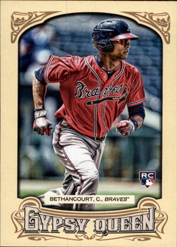 Photo of 2014 Topps Gypsy Queen #32 Christian Bethancourt RC