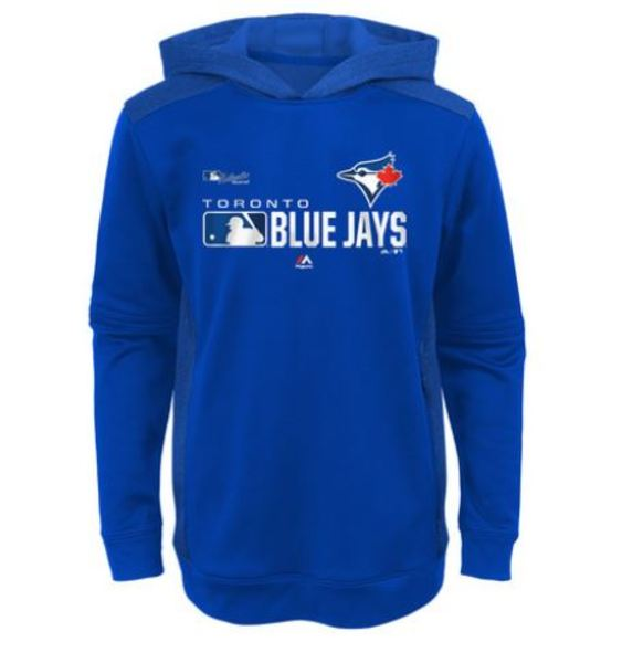 Toronto Blue Jays Youth Winning Streak Hoodie by Majestic