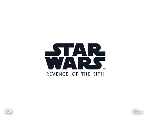 Star Wars: Revenge Of The Sith Logo