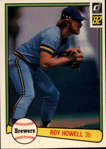 Photo of 1982 Donruss #204 Roy Howell