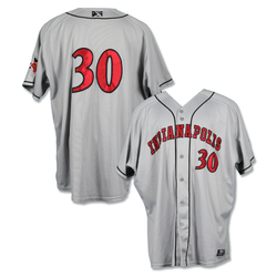 Photo of #30 Game Worn Road Jersey