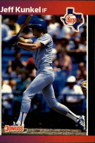 Photo of 1989 Donruss #496 Jeff Kunkel