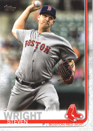 Photo of 2019 Topps #518 Steven Wright