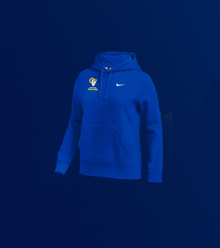 Photo of Women's Training Pullover Hoodie - Royal