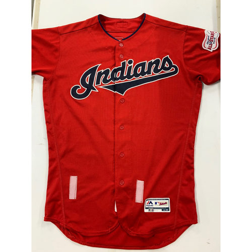 Photo of Team Issued Jersey - Francisco Lindor #12