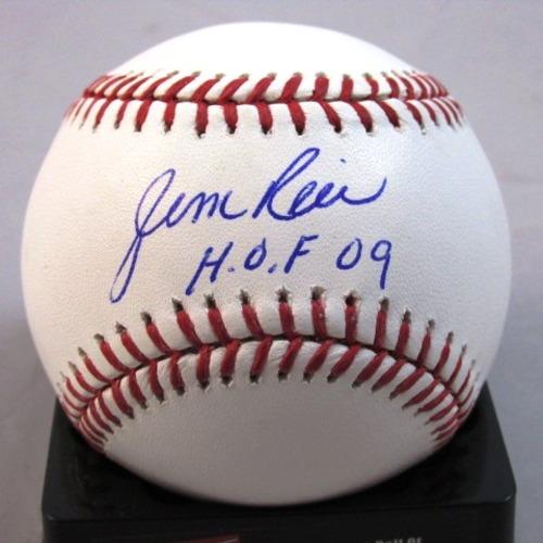 Jim Rice Autographed