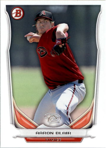 Photo of 2014 Bowman Draft Top Prospects #TP42 Aaron Blair