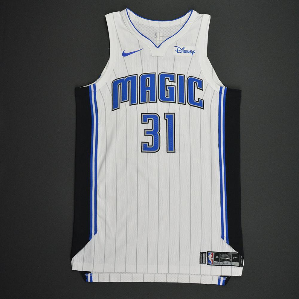 5d369eed416 Terrence Ross - Orlando Magic - Kia NBA Tip-Off 2017 - Game-Worn ...