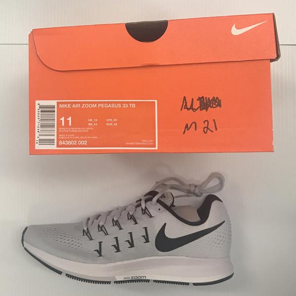 Photo of Nike Men's Shoes Size 11 Pegasus 33, Color Grey