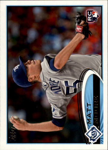 Photo of 2012 Topps #129A Matt Moore RC