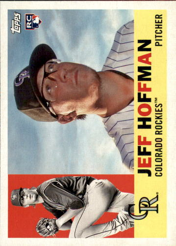 Photo of 2017 Topps Archives #47 Jeff Hoffman Rookie Card