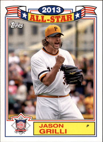 Photo of 2014 Topps Archives '87 All-Stars #87JG Jason Grilli