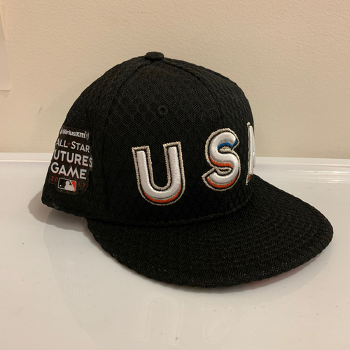 Photo of 2017 All Star Futures Game -  Game Used Cap  - Ryan McMahon (Colorado Rockies) Size - 7 -5/8