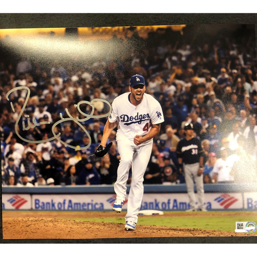 Photo of Rich Hill Autographed Photograph