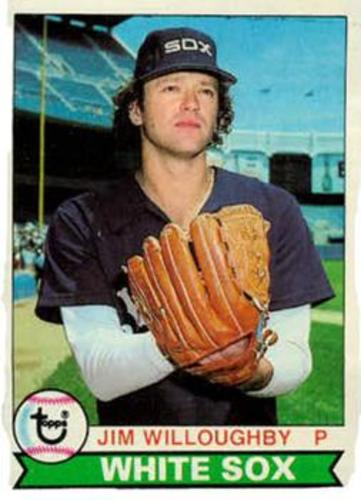 Photo of 1979 Topps #266 Jim Willoughby