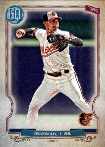 Photo of 2020 Topps Gypsy Queen #185 Jose Iglesias
