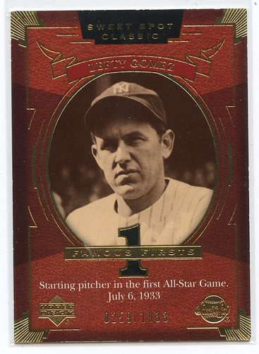 Photo of 2004 Sweet Spot Classic #125 Lefty Gomez FF/1933