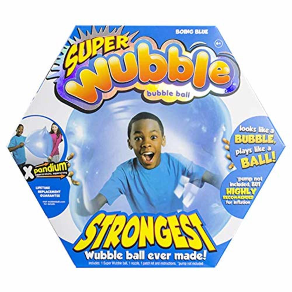 Photo of Wubble the Amazing Tear Resistant Super Bubble Ball