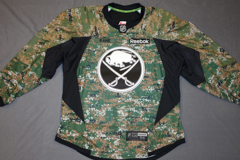 on sale 226db 388b7 buffalo sabres military jersey