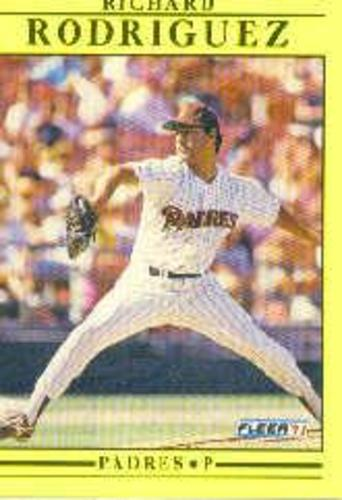 Photo of 1991 Fleer #541 Richard Rodriguez RC