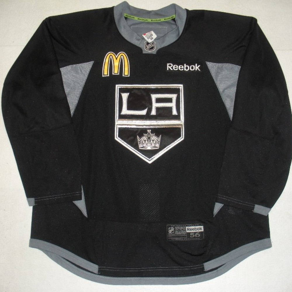 Andrew Bodnarchuk - 2014 Stanley Cup Final - Los Angeles Kings - Practice-Worn Jersey