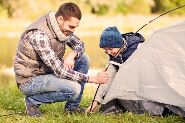Clickable image to visit Camping Essentials 101