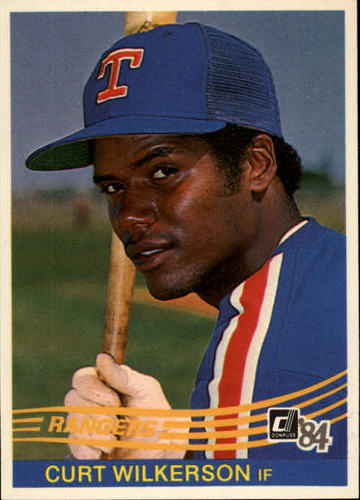 Photo of 1984 Donruss #99 Curtis Wilkerson