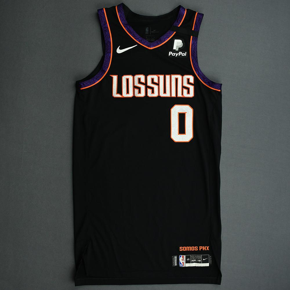 Jalen Lecque - Phoenix Suns - Game-Issued City Edition Jersey - 2019-20 NBA Season