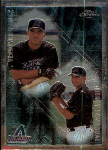 Photo of 1998 Topps Chrome #498 J.Sandoval/V.Nunez