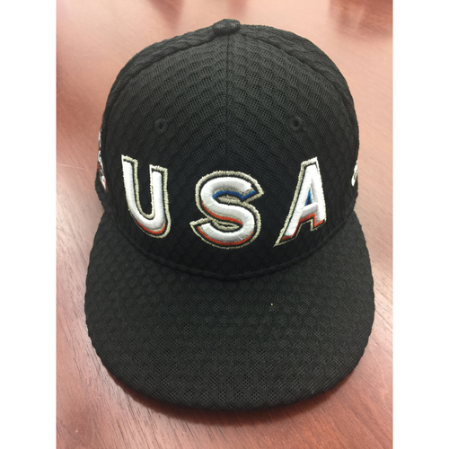 2017 All-Star Futures Game Auction: Michael Kopech Game-Used Cap