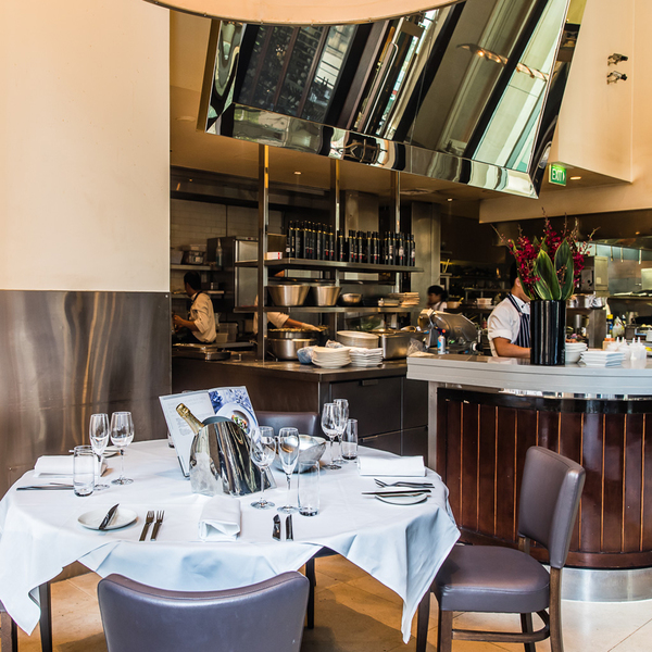 Click to view Fine Dining at Hilton Sydney.