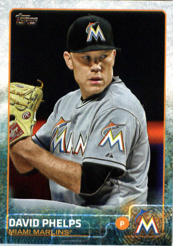 Photo of 2015 Topps Update #US30 David Phelps