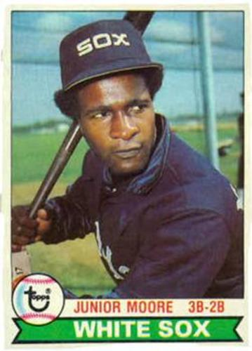 Photo of 1979 Topps #275 Junior Moore