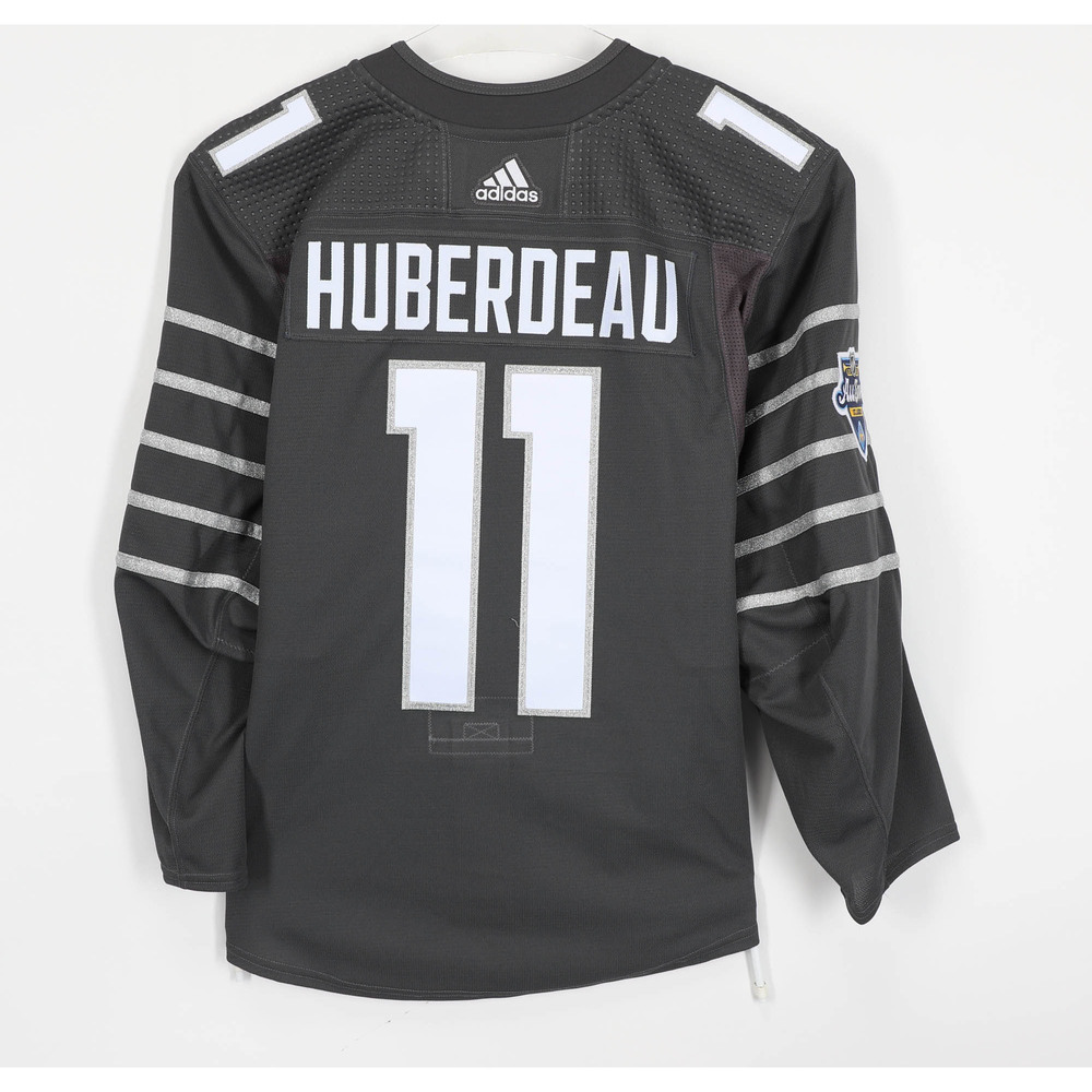 Jonathan Huberdeau Florida Panthers Game-Used 2020 All-Star Game Jersey