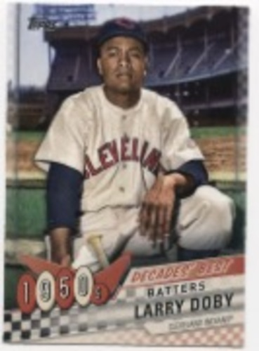 Photo of 2020 Topps Decades' Best #DB11 Larry Doby