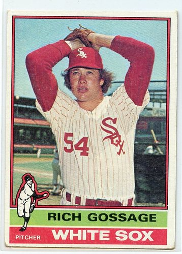 Photo of 1976 Topps #180 Goose Gossage
