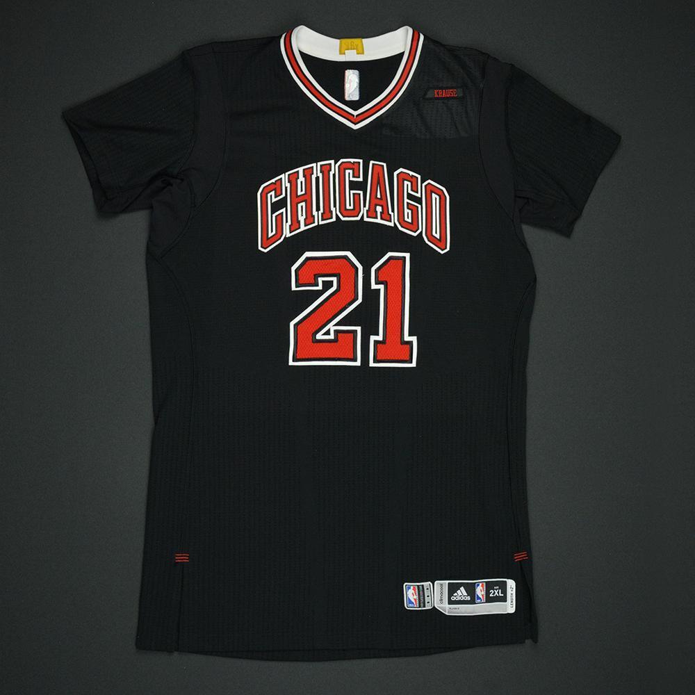 NBA Chicago Bulls 21 butler black 2015 Jerseys