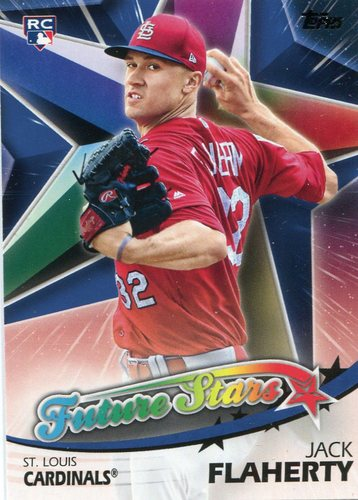 Photo of 2018 Topps Future Stars #FS42 Jack Flaherty