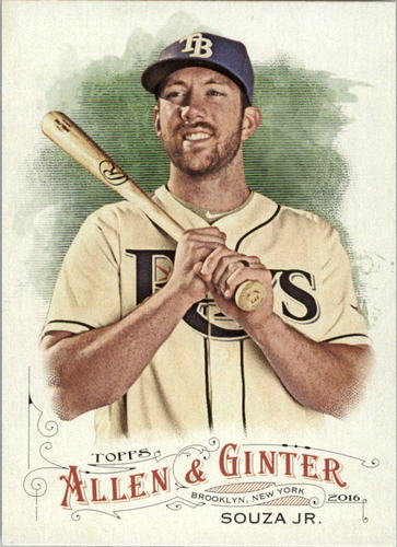Photo of 2016 Topps Allen and Ginter #164 Steven Souza Jr.