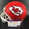 HOF - Chiefs Willie Lanier Signed Proline Helmet