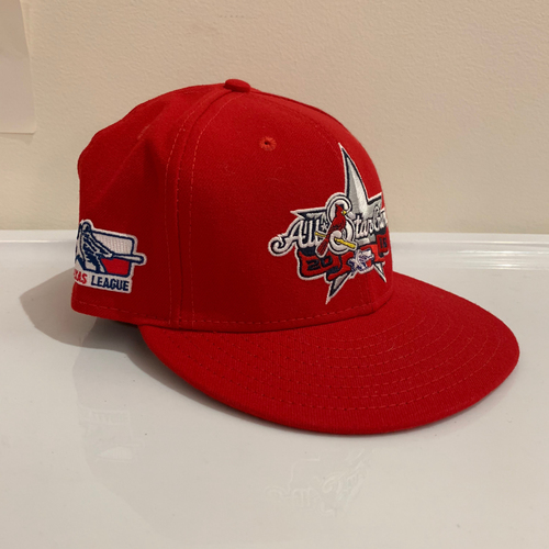 Photo of 2016 Texas League All Star Game -  Game Used Cap  - Scott Barlow (Los Angeles Dodgers) Size - 7 -1/4