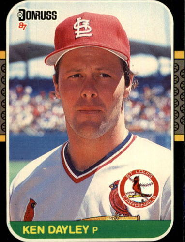 Photo of 1987 Donruss #357 Ken Dayley