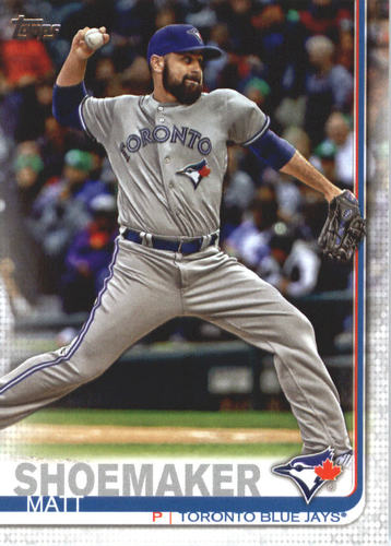 Photo of 2019 Topps #533 Matt Shoemaker