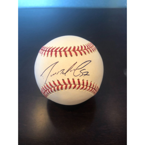 Photo of Giants Community Fund: Dereck Rodriguez Autographed Baseball