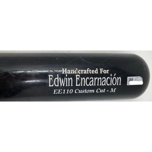 Photo of Edwin Encarnacion Game-Used Broken Bat - 9/11/2020